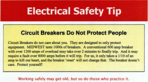 Electrical Safety Tip 052115