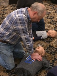 Young Adult CPR